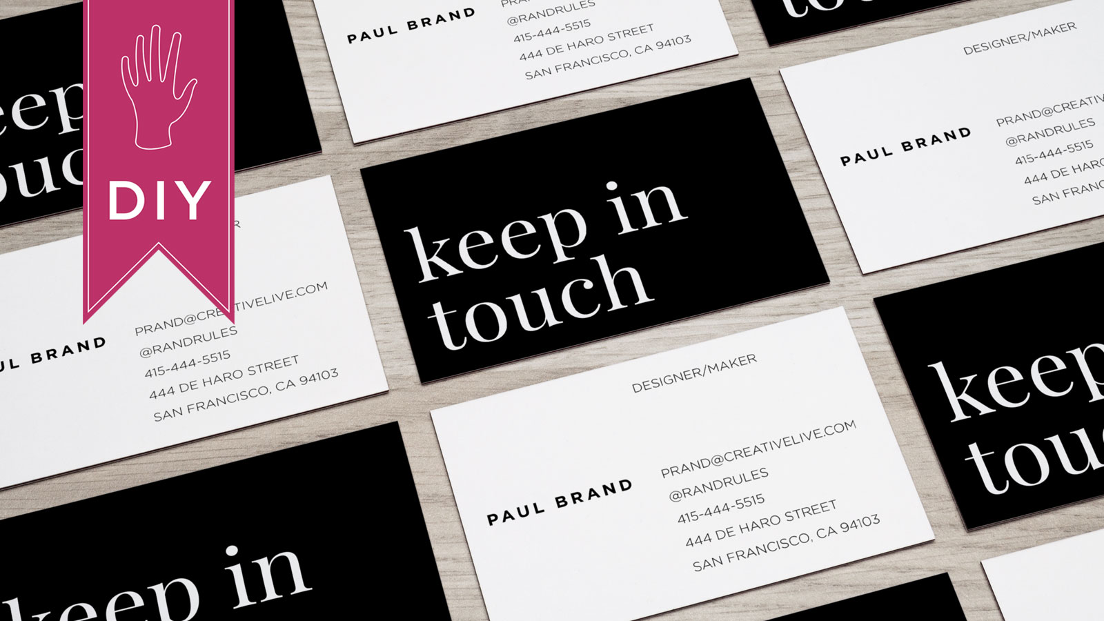 How to Design Business Cards with Lara McCormick