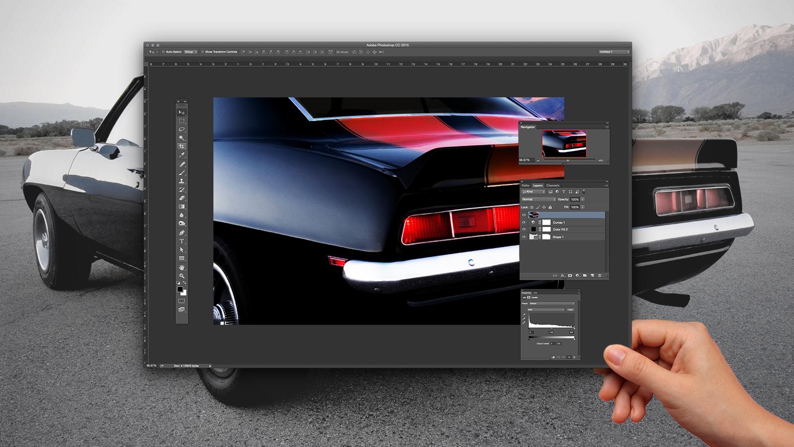Advanced Photoshop Compositing with Jason Hoppe