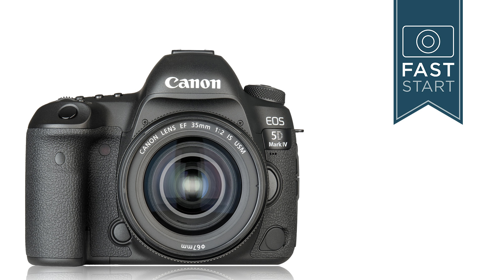 Canon EOS 5D Mark IV Fast Start with John Greengo