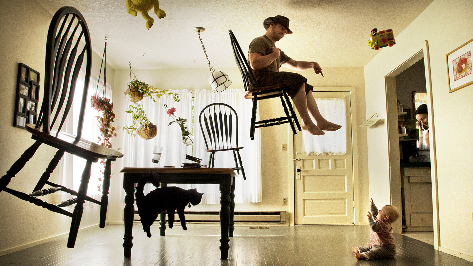 how to shoot and composite levitating objects creativelive