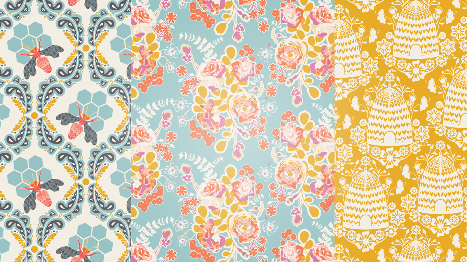Design Surface Patterns From Scratch With Bonnie Christine