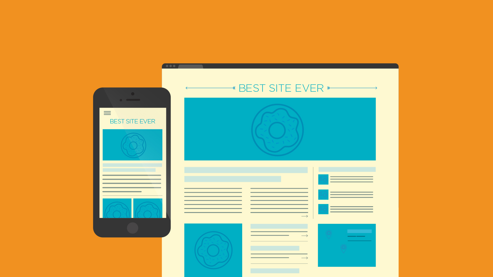 Creating a Responsive Website with Wordpress